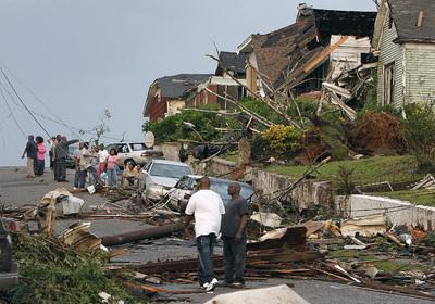 Tornados en EE UU