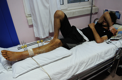 Heridos en Turquía