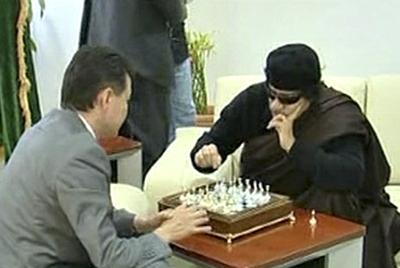 La diplomacia del ajedrez