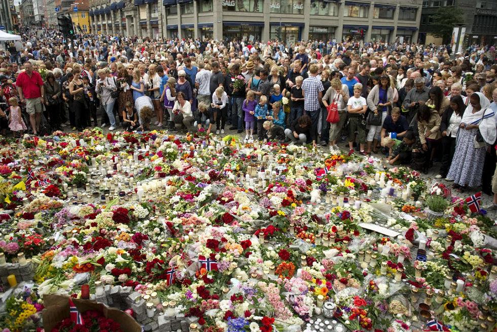 Doble atentado en Noruega