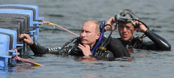 Vladimir Putin: Un Hombre de Acción - Página 2 Putin_arqueologo