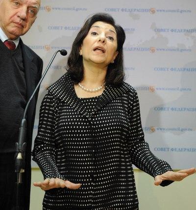 La asesora del presidente sirio visita Moscú