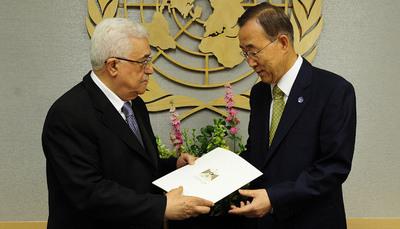 Abbas ante la ONU