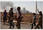 Saliendo de Sirte