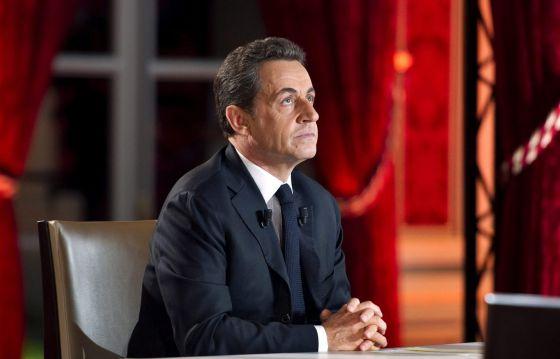 Sarkozy anuncia una subida del IVA