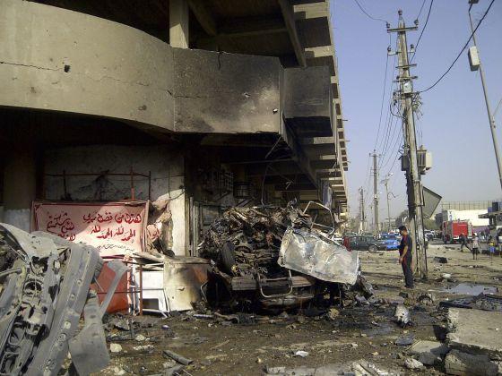 Una treintena de ataques contra chiíes en Irak causa 70 muertos
