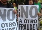 Miles de mexicanos protestan en la capital ?contra el fraude electoral?