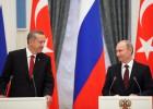 La postura sobre Siria no enturbia la relación entre Rusia y Turquía