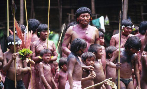 Resultado de imagen para Nativos de Venezuela y Colombia