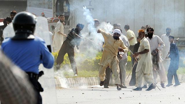 La ira islamista inflama pakist n internacional el pa s - Tiempo en pakistan ...