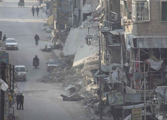 Damasco la gran ratonera siria internacional el pa s - Fotos de damasco ...