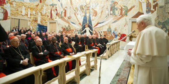 """Corrupcion Iglesia Corrupción"""" en la Iglesia"""