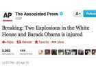 Un pirata publica un falso atentado contra Obama en el Twitter de AP
