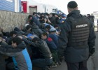 La policía caza a los inmigrantes en Moscú tras los ataques nacionalistas