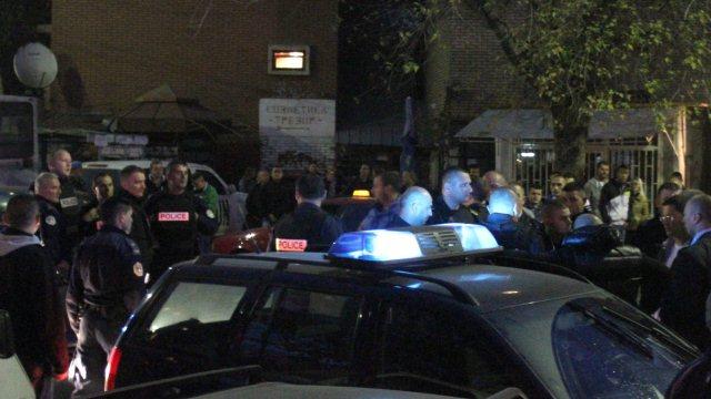La violencia en la zona serbia lastra el proceso de - Diva tv srbija ...