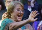 Michelle Bachelet, presidenta electa de Chile