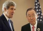 La comunidad internacional recauda fondos para Siria en Kuwait