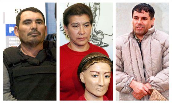 Rostros Del Narco Tres Rostros Del Crimen en