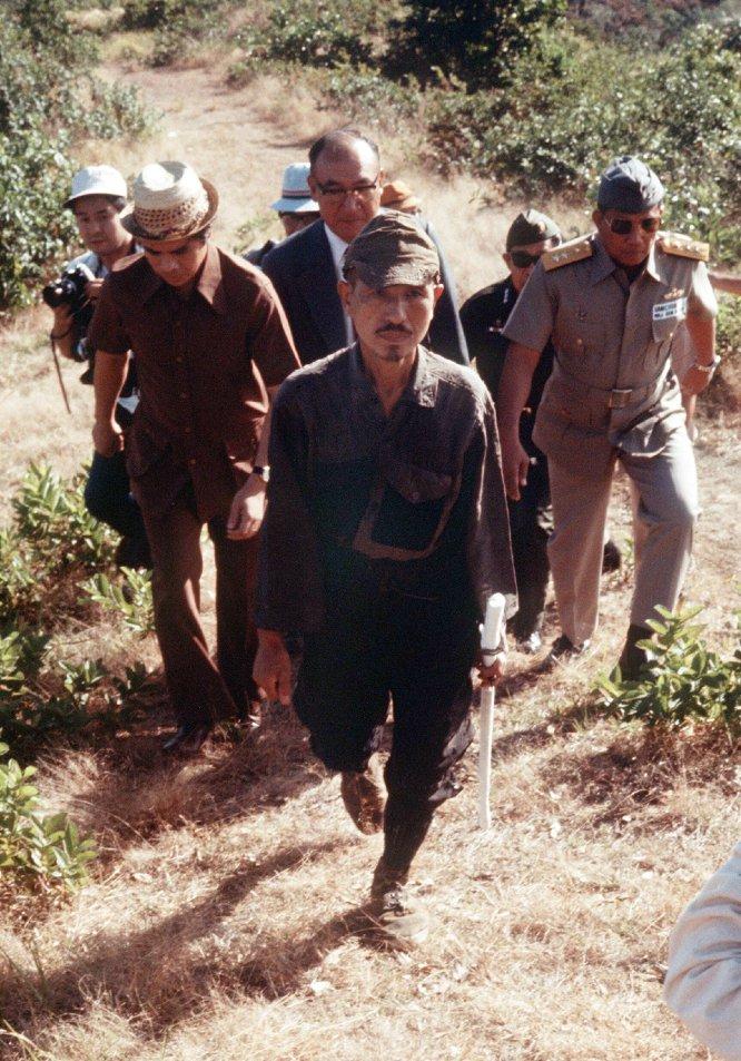 Hiroo Onoda soldado japones 30 años en Vietnam
