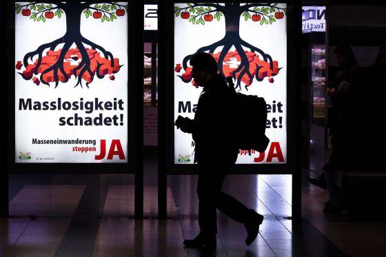 Suiza da un portazo a la Unión Europea