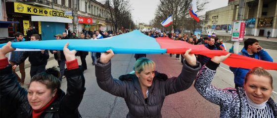Rusia se dispone a intervenir en Ucrania