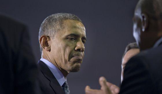 Obama afirma que el referéndum de Crimea viola la ley internacional