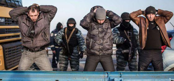 Crimea busca la independencia como paso para unirse a Rusia