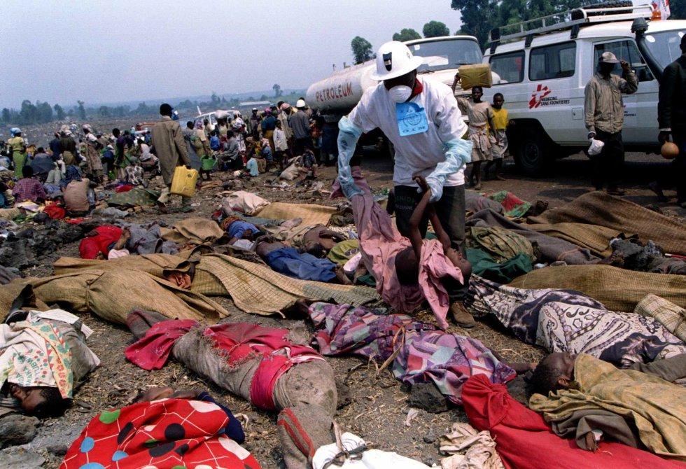 A mas de 21 años del Genocidio de Rwanda