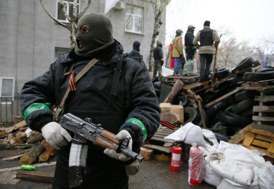 Kiev reconoce que no podrá organizar las elecciones en las zonas rebeldes