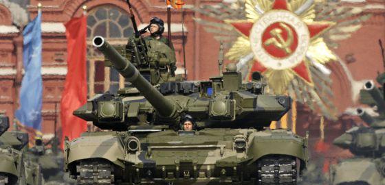 Rusia exporta un tercio de las armas adquiridas en el mundo