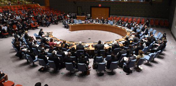 Rusia se queda sola en el Consejo de Seguridad de Naciones Unidas