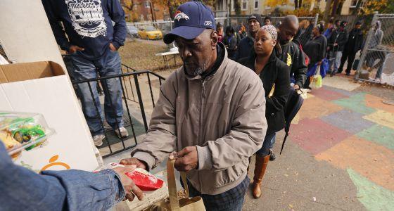 Resultado de imagen de Brecha entre barrios negros y de blancos