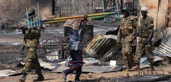 La ONU denuncia el asesinato de cientos de civiles en Sudán del Sur