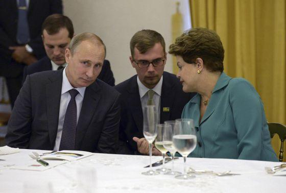 Los BRICS se rebelan contra el FMI con un banco propio