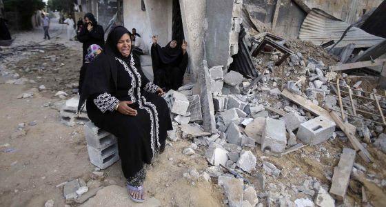 Un proyectil impacta en un hospital de Gaza y causa cuatro muertos