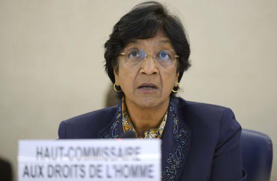 """La ONU apunta a posibles """"crímenes de guerra"""" de Israel en Gaza"""