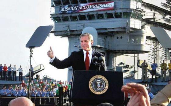 Militares de Estados Unidos en Guerra de Estados Unidos en Irak