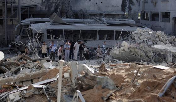 Amnistía y HRW denuncian que Israel no les deja entrar en Gaza