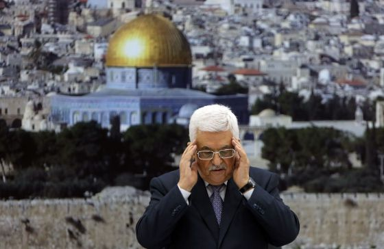 Abbas dice que Netanyahu acepta una Palestina con los límites de 1967