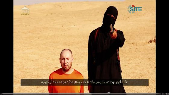 El Estado Islámico dice haber decapitado a otro periodista estadounidense