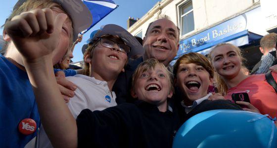 Escocia vota sobre tres siglos de historia