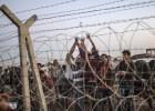 Más de 130.000 kurdos sirios huyen a Turquía por el avance del EI