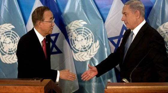 Ban condena la ampliación de las colonias isralíes en Cisjordania