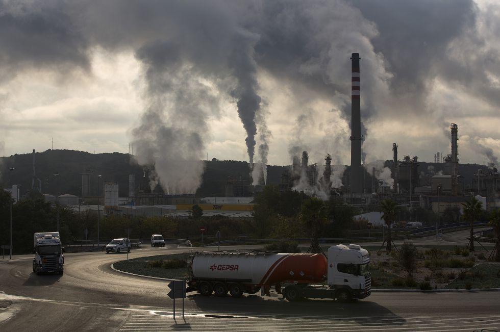 Europa: reducción de 40% de emisiones en 2030