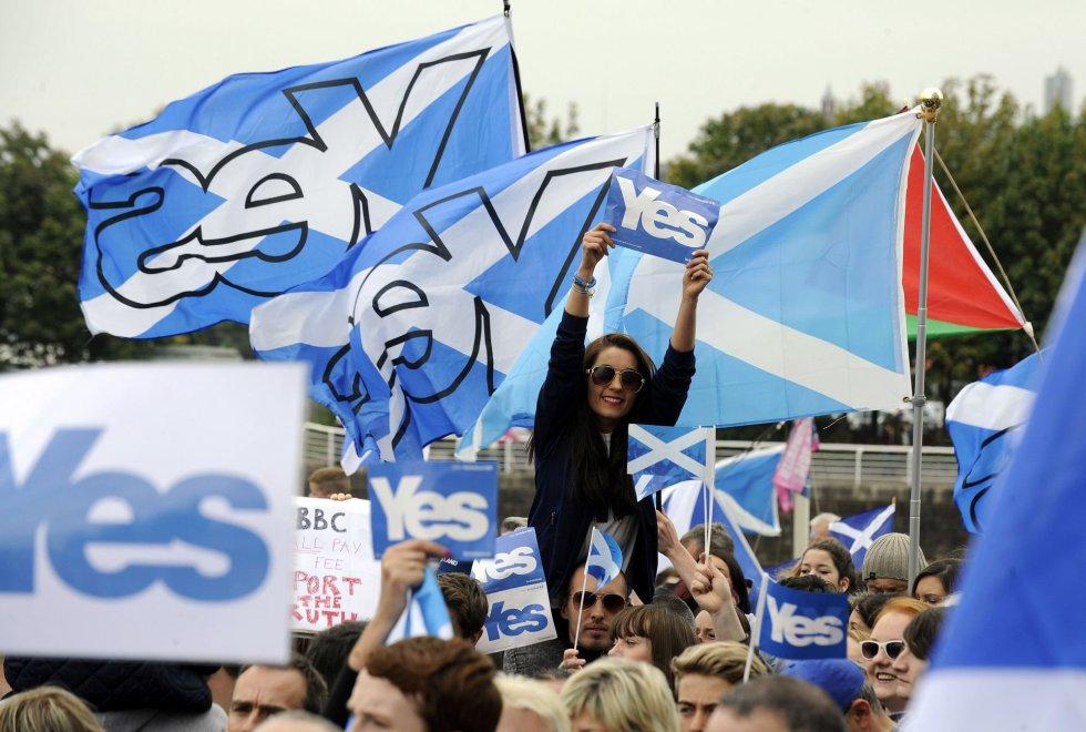 Escocia logra una histórica cesión de autonomía fiscal