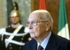 """El presidente de Italia anuncia su """"inminente"""" dimisión"""