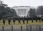 Hallado un dron comercial en el jardín de la Casa Blanca