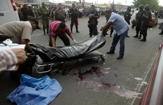 La epidemia de violencia reduce la esperanza de vida en México