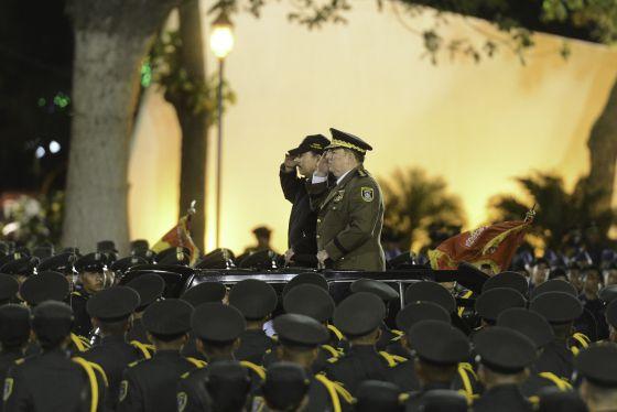 El Ejército de Daniel Ortega