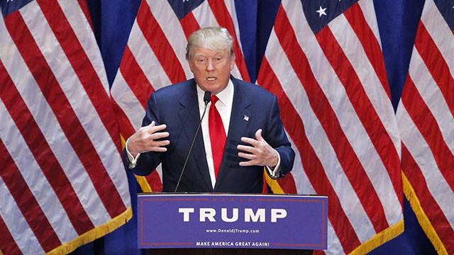 Resultado de imagen de trump candidato